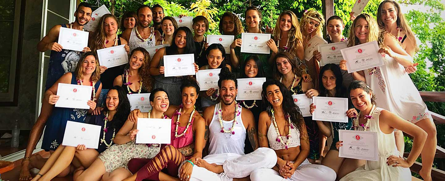 yoga teacher training thailand bali