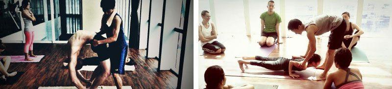 bangkok yoga studio