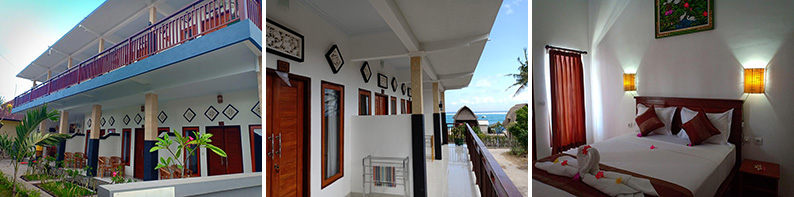 Yoga Bali Retreat Nusa Lembongan Dwiki Putra Homestay