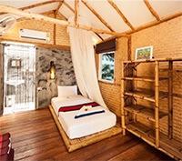 zen bungalow accommodation