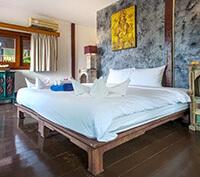 ocean room accommodation