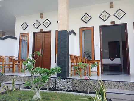 Yoga Bali Retreat Dwiki Putra Homestay