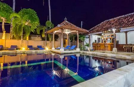 Yoga Bali Retreat Krisna Homestay