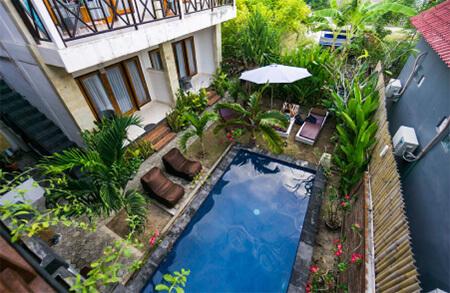 Yoga Bali Retreat Nusa Lembongan Nyuh Gading Homestay