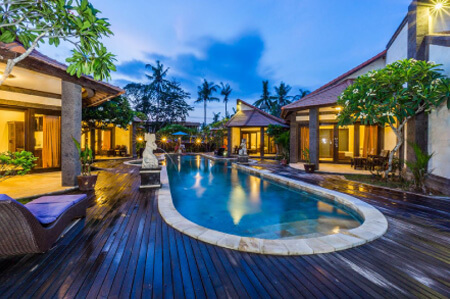 Yoga Bali Retreat Pondok Baruna Lembongan