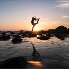 yoga shore