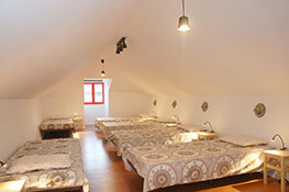 yoga teacher training accommodation