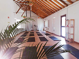 portugal yoga shala