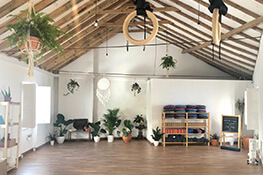 portugal yoga venue