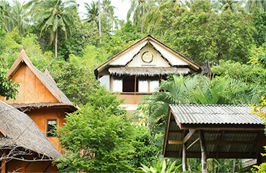thailand accommodation sanctuary
