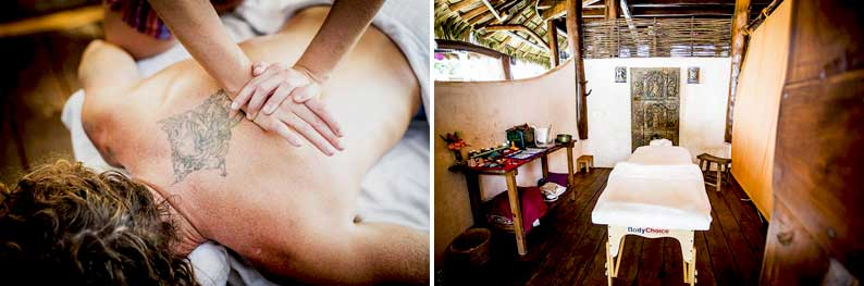 spa and treatments