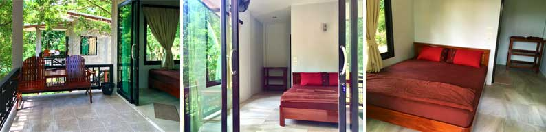 Yoga retreat Thailand Superior Bungalows