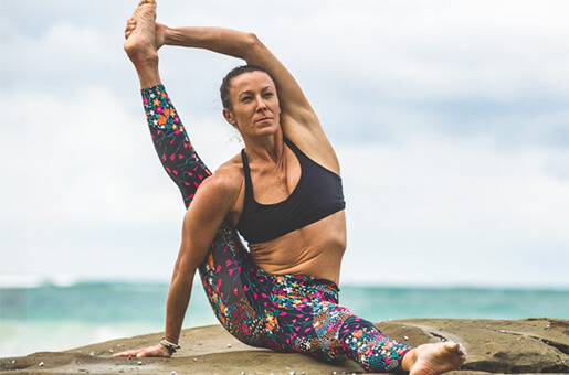 Anna Martin Yoga Teacher