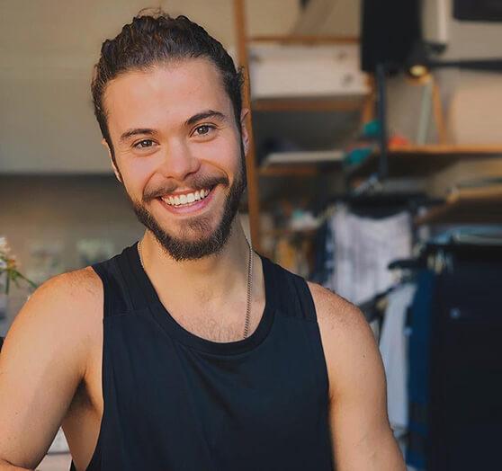 Christian Coelho Yoga Teacher