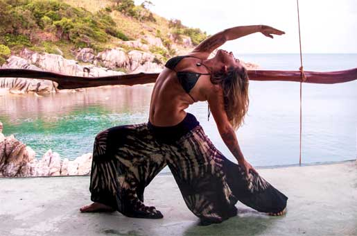 Pierina Yoga Teacher