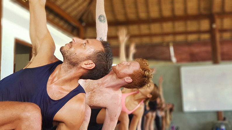 yoga teacher training revitalized creativity