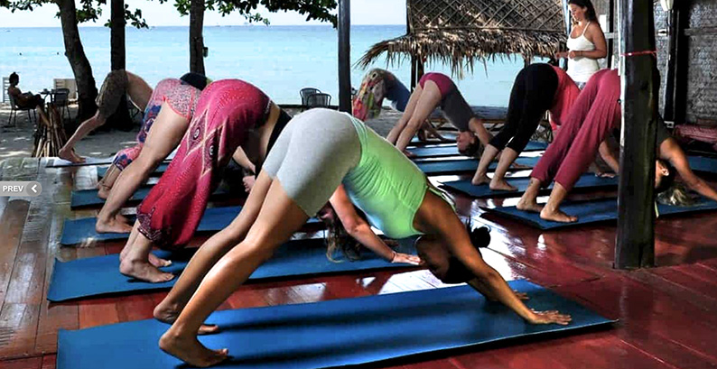 sama karuna yoga teacher training