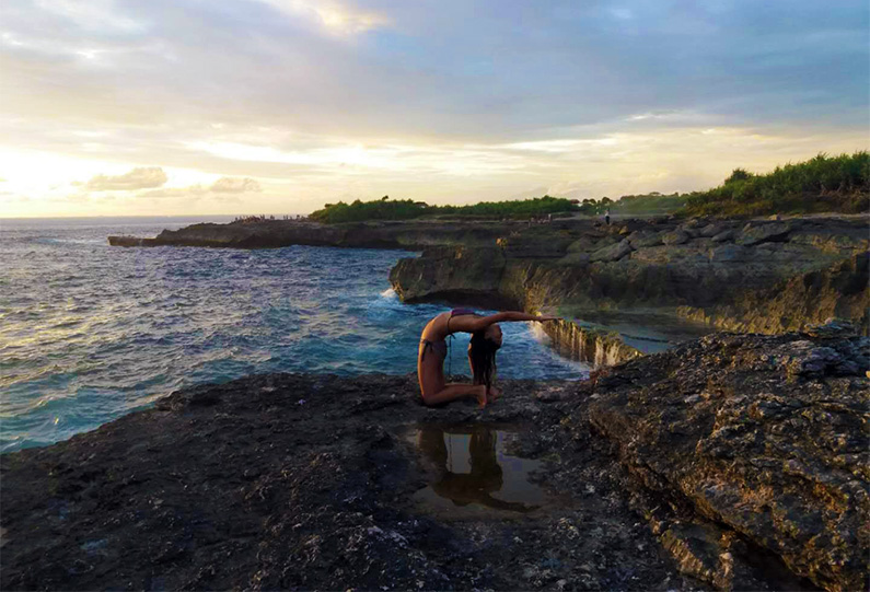 best activities nusa lembongan yoga teacher training