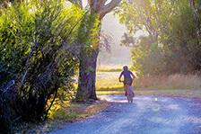 biking activity